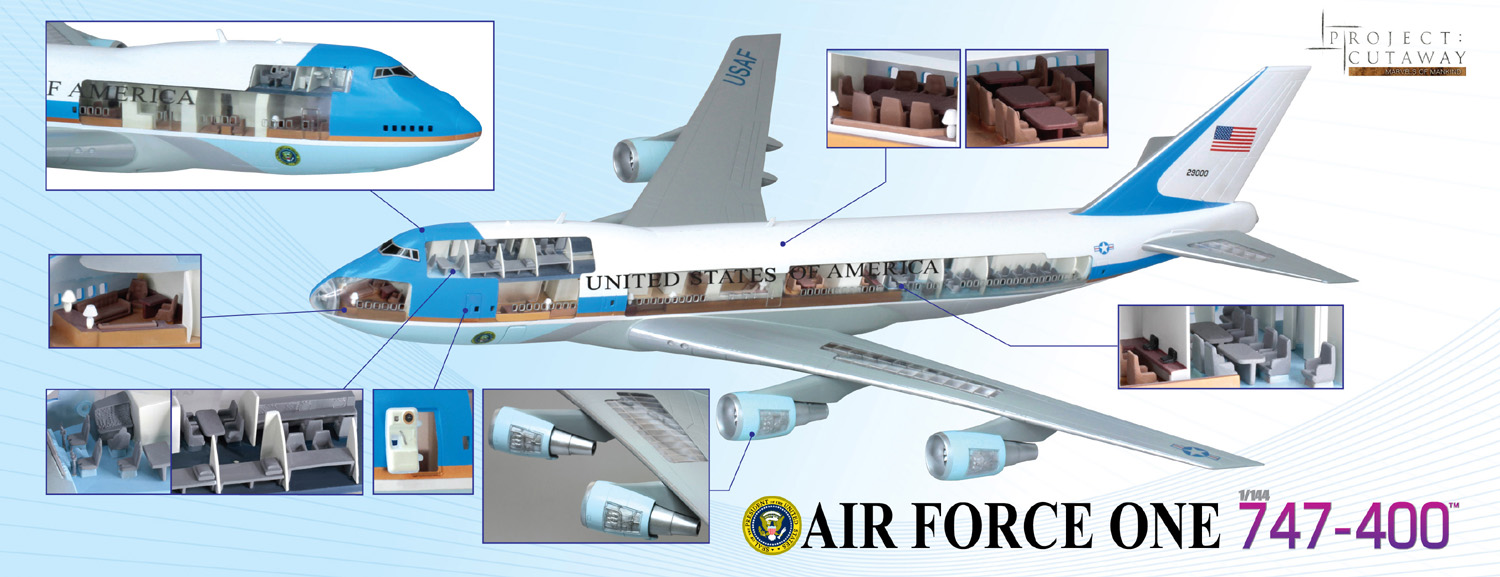 The gallery for --> Air Force Two Interior